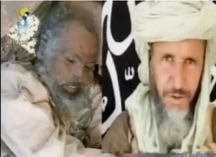 Abou Zeid selon la TV du Tchad