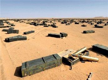 armementsLibye